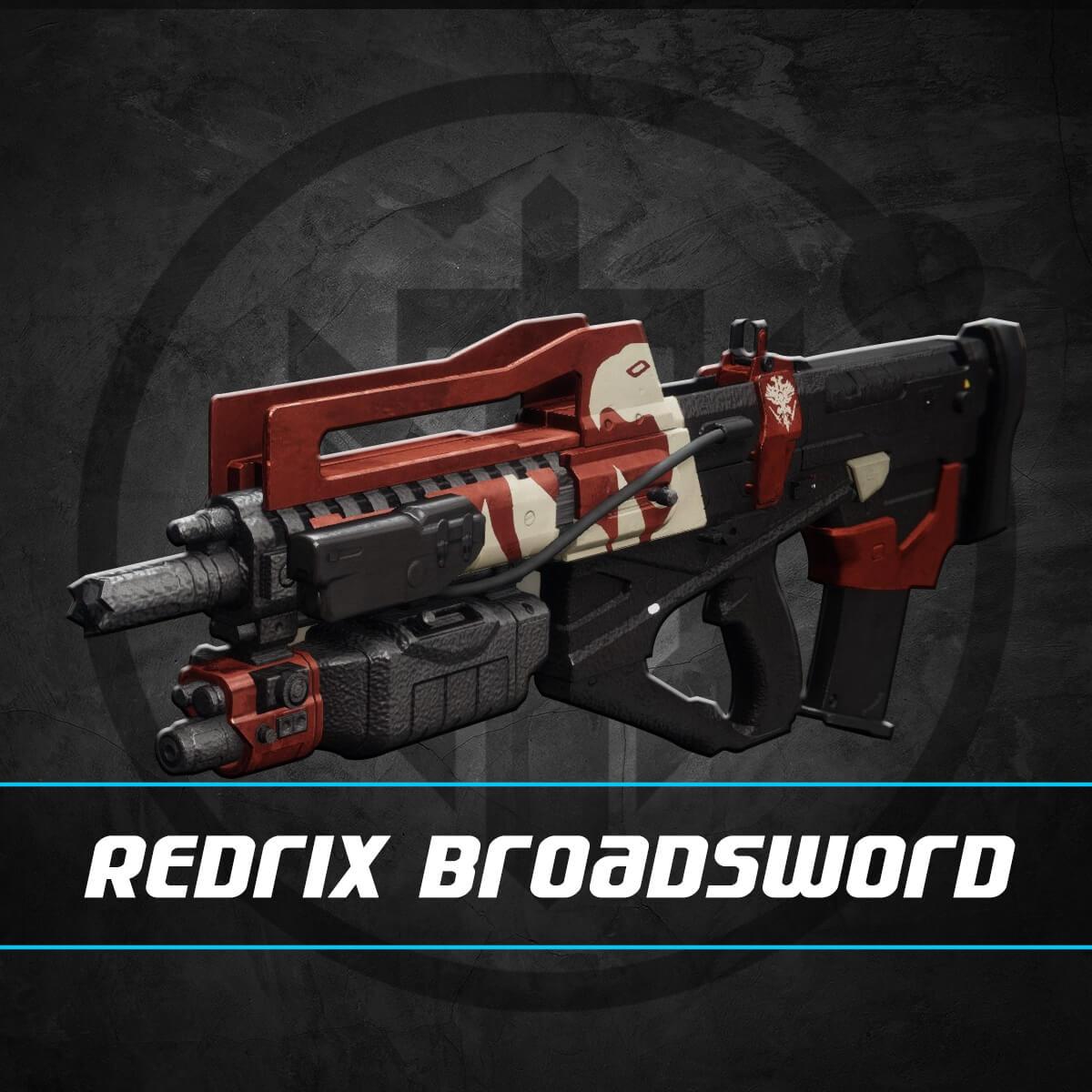 Redrix Broadsword Quest Change